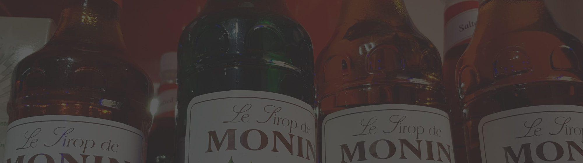 Monin-banner